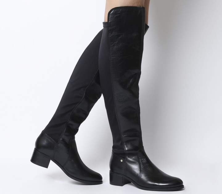 0bdd8e0d63bc4 Office Over The Knee Boots For Women - ShopStyle UK