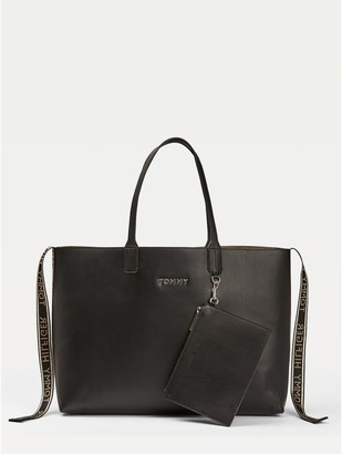 Tommy Hilfiger Gold Accent Tote