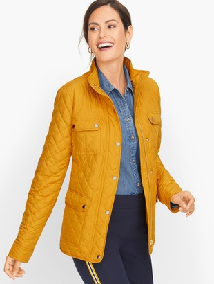 Talbots Quilted Jacket