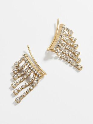 BaubleBar Vela Fringe Earrings