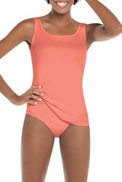 Spanx Built-In Bodysuit Show Topper Tank