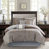 JCPenney Madison Park Camille Scroll 7-pc. Comforter Set