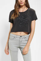 Truly Madly Deeply Rose Cropped Tee