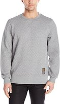 G Star Men's Heldrex R Sw Long Sleeve Sweatshirts Platinum