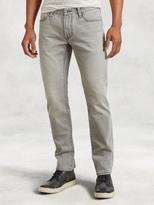 John Varvatos Bowery Stonewash Cotton Jean