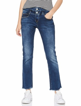 Herrlicher Women's Baby Cropped Bootcut Jeans