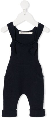 Message In The Bottle Knitted Romper