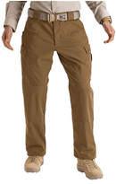 "5.11 Tactical Men's Stryke Pant 30"" - Battle Brown Loose-Fit"