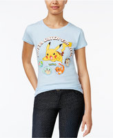 Freeze 24-7 Juniors' Pokémon Pikachu Graphic T-Shirt