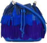 Sara Battaglia 'jasmine' bag - women - Calf Leather/Polyester - One Size