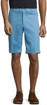 J. Lindeberg Golf Men's James Subtle Cotton Shorts