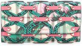 Burberry chain print wallet
