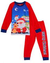 GSJammies Little Boys Christmas Pjs Long Sleeve Kid Pajamas Sets
