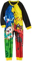 Pokemon Boy Sleeper Blanket Pajama Size 10/12