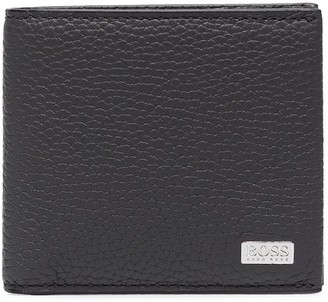 HUGO BOSS Crosstown bifold leather wallet