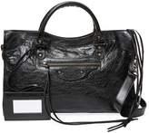 Balenciaga Women's Classic City Medium Leather Satchel