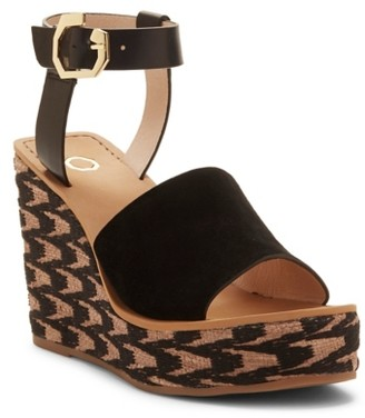 Louise et Cie Paley Platform Wedge Sandal