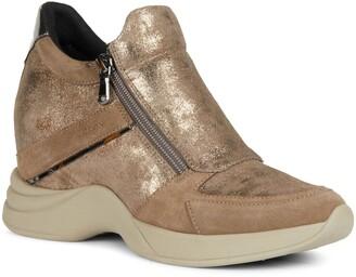 Geox Armonica Hidden Wedge Sneaker