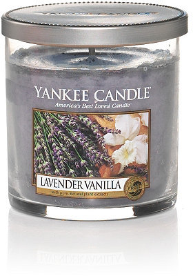 Yankee Candle Company Lavender Vanilla Candle