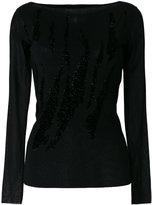 D-Exterior D.Exterior longsleeved blouse