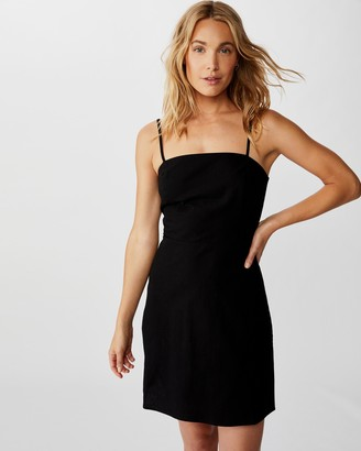 Cotton On Woven Renee Strappy Mini Dress