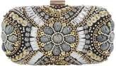 Issa Embellished box clutch