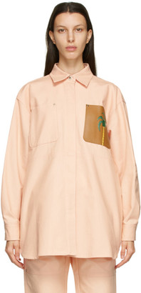 Loewe Pink Ken Price Edition LA Series Jacket