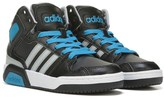 adidas Kids' Neo BB9TIS High Top Sneaker Pre/Grade School