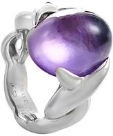 Heritage Chanel Chanel 18K 6.00 Ct. Amethyst Ring