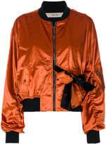 Damir Doma cropped bomber jacket