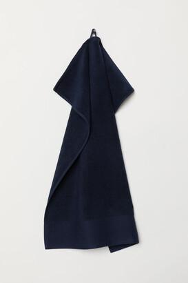H&M Hand Towel - Blue