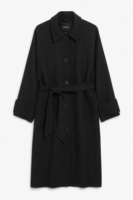 Monki Tailored coat