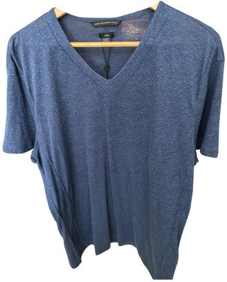 John Varvatos Blue Other T-shirts