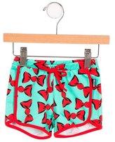 Moschino Girls' Candy Print Knit Shorts w/ Tags