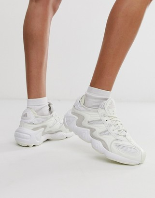 adidas FYW S-97 trainers in off white