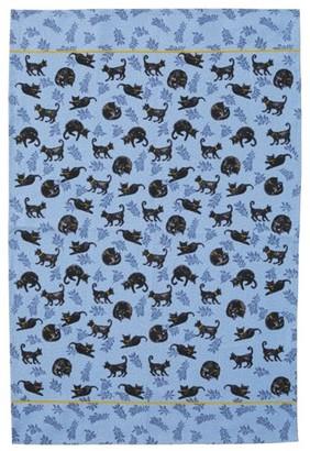 Ulster Weavers Cat Nap Tea Towel