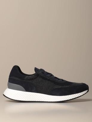 Ermenegildo Zegna Techmerino Wash Go Sneakers In Merino Wool