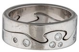 Georg Jensen Diamond Fusion Ring Set