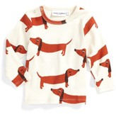 Mini Rodini Infant Boy's Dog Graphic T-Shirt