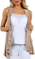 24/7 Comfort Apparel Women's Sleeveless Shrug