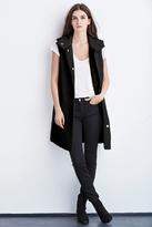 Danita Lux Sherpa Sleeveless Coat