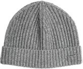 DSQUARED2 Knitted Wool & Cashmere Blend Hat