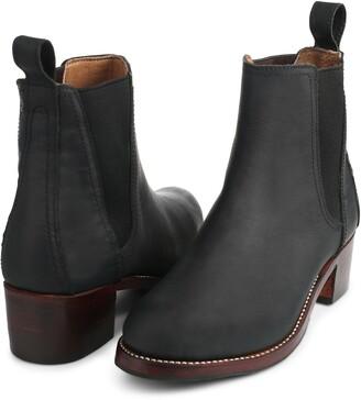 Adelante Shoe Co. - The Catalina - Black