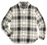 Ralph Lauren Girl's Cotton Plaid Shirt