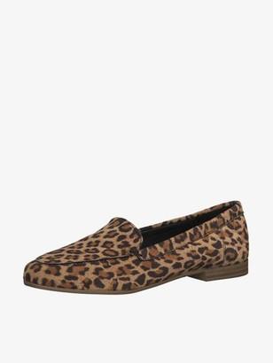 Tamaris Leopard Print Loafers - 39