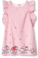 Gap babyGap | Disney Baby Dumbo flutter dress