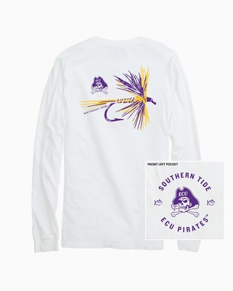 Southern Tide East Carolina Fly Long Sleeve T-Shirt