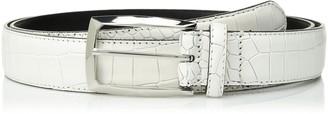 Stacy Adams Men's Ozzie 34 mm Leather Belt