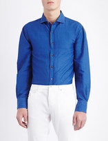 Brunello Cucinelli Regular-fit denim shirt