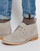 Jack and Jones Gobi Suede Chukka Boots
